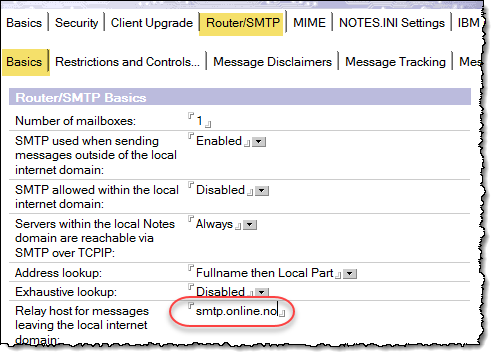 Proud Programmers Blog :: How to setup Gmail's smtp gmail com as the